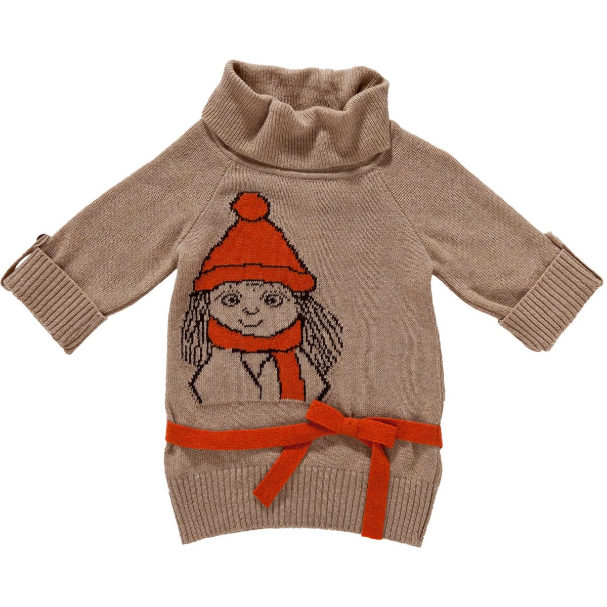 Детский Пуловер С Рисунком Доставка